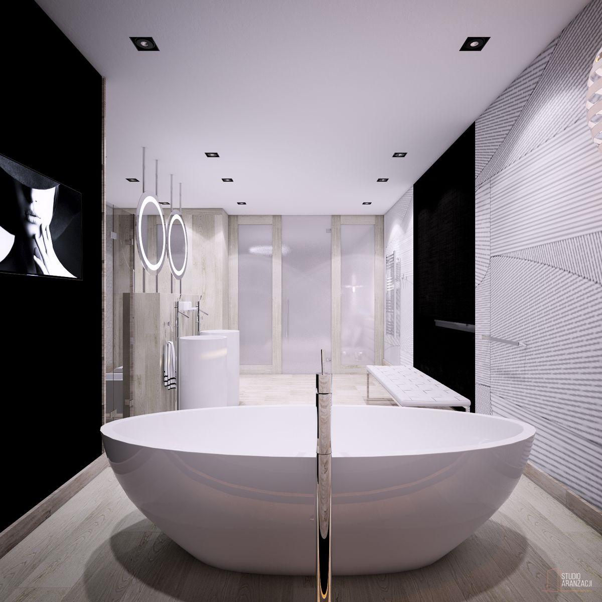 Łazienka – Art Deco