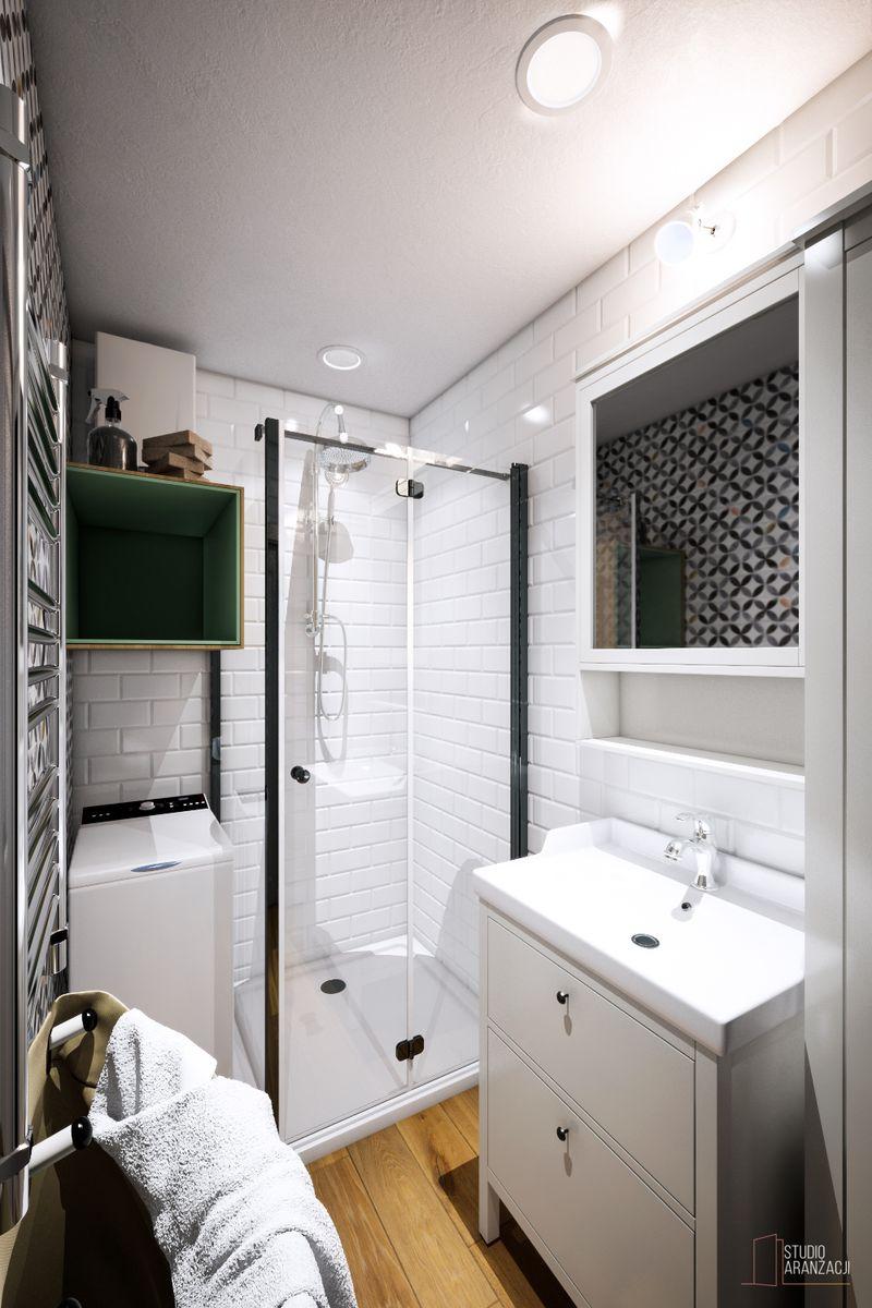 Łazienka – Mozaikowa