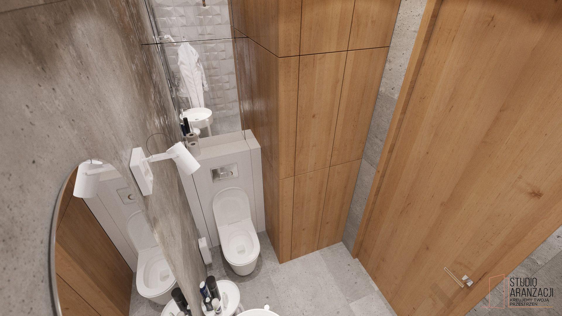 Łazienka – Trzy Diamenty