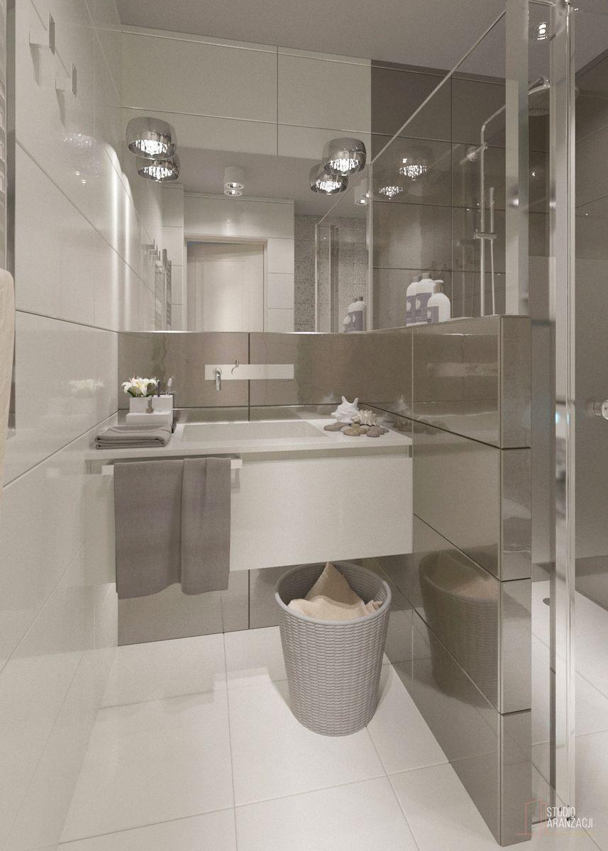 Łazienka – W beżu