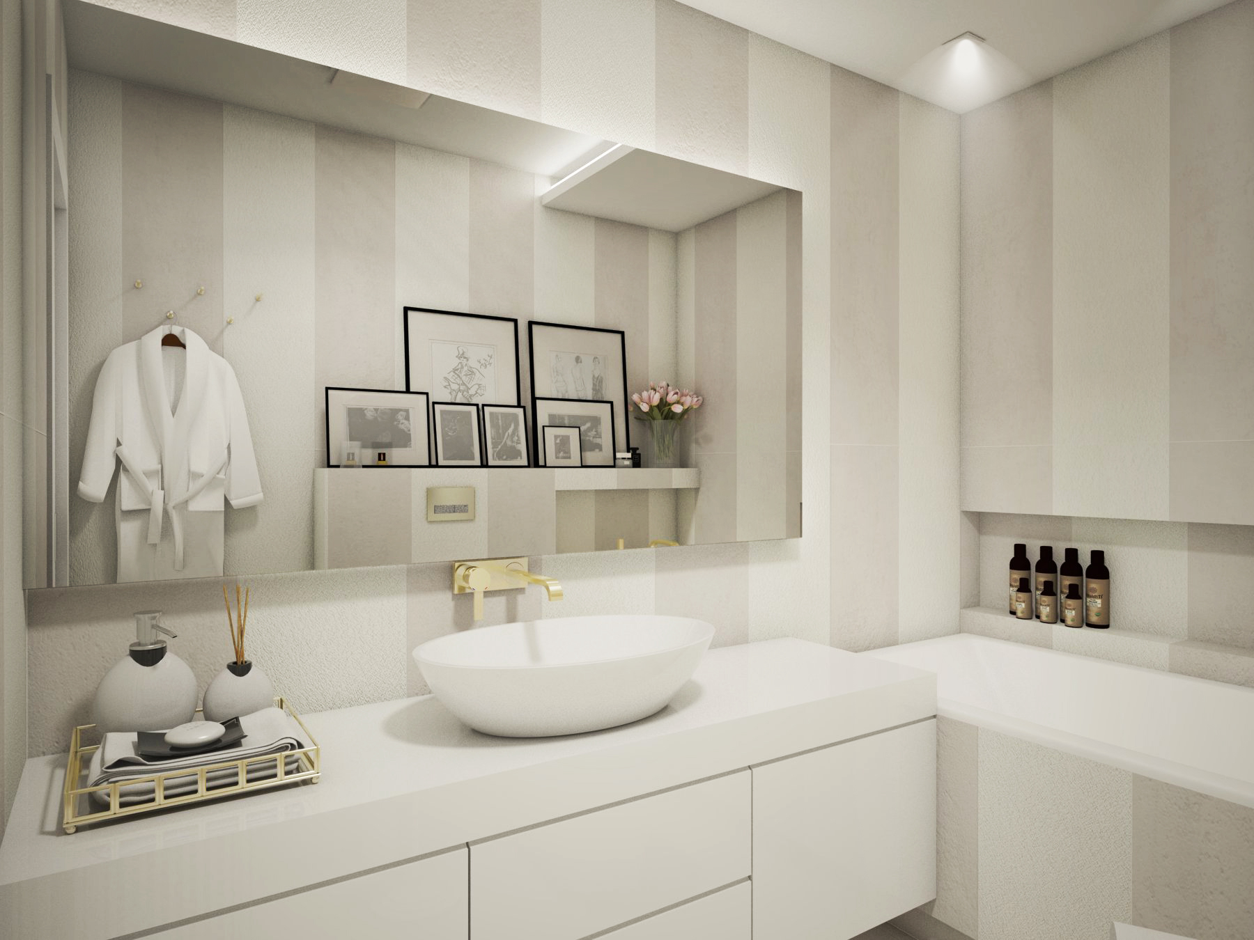 Łazienka – BEŻ BALANS
