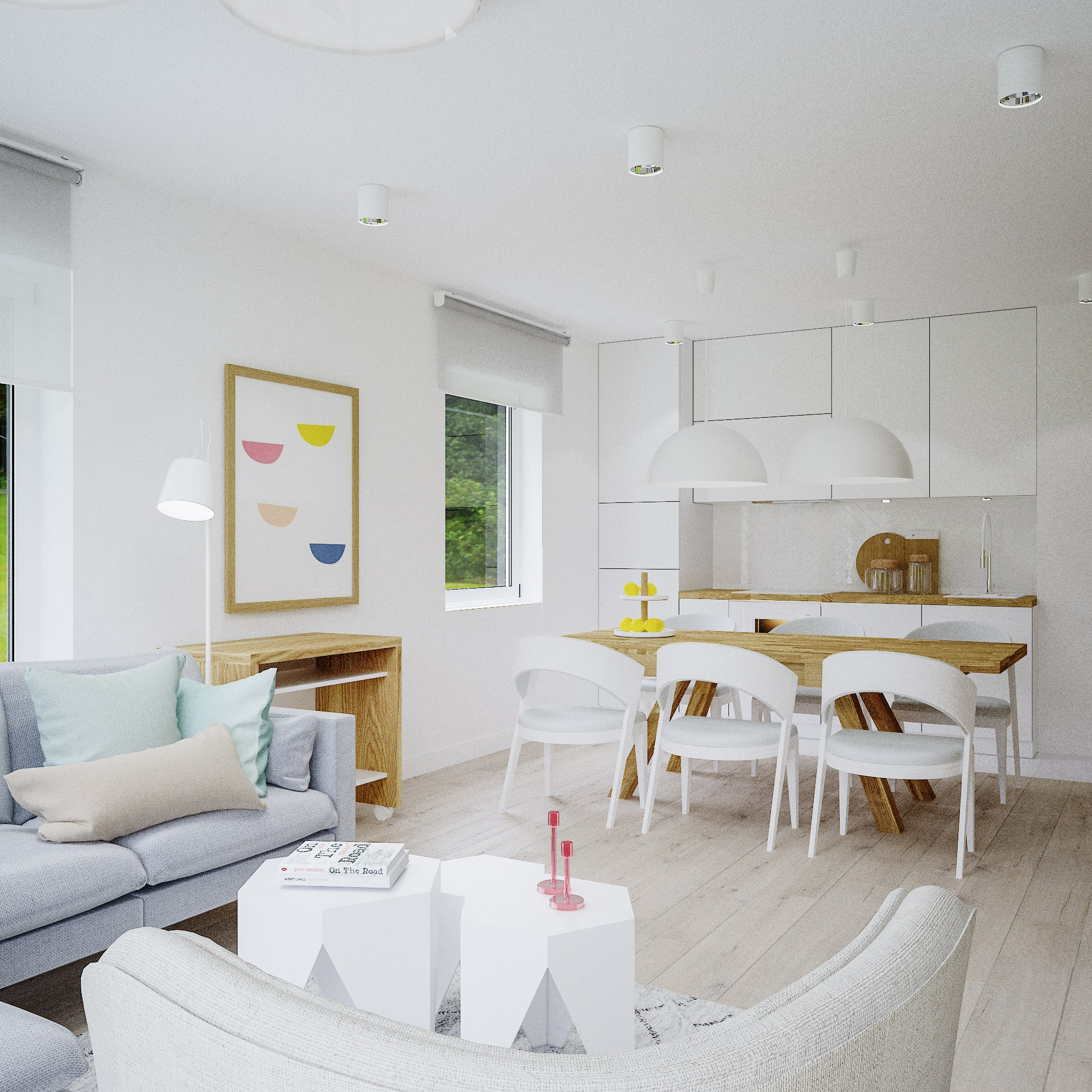 Platinum Apartamenty 45m